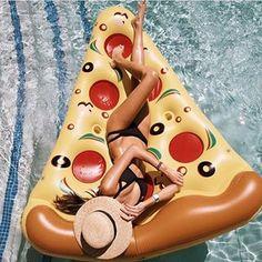 Pizza Floatie – Floatie Kings