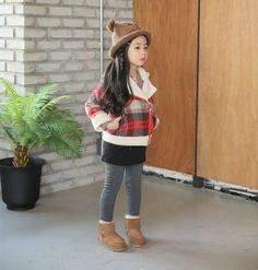 #Kids #fashion #winter #warm boots for #girls