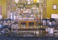 Cafe Iruna, Pamplona Pamplona, Mirror, Painting, Furniture, Home Decor, Santiago De Compostela, Camino De Santiago, Decoration Home, Mirrors