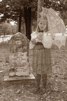 Ghosts in the Graveyard!: This has been my favorite Halloween project this year! And I love Halloween! Ghosts in the Graveyard--a Halloween Photo Shoot!