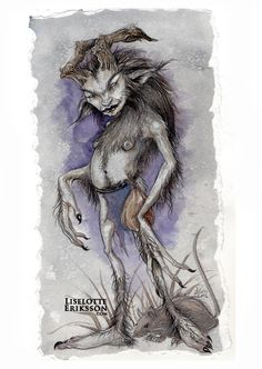 'Cave-dweller'  www.liselotteeriksson.com