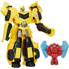 Boneco Transformers Power Surge Bumblebee - Hasbro