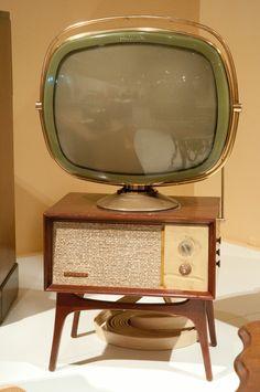 Old TV set   por onate photography