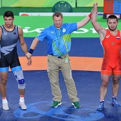 2016 Rio Olympic Games - Men's 85kg Greco-Roman Wrestling 1/4 Final