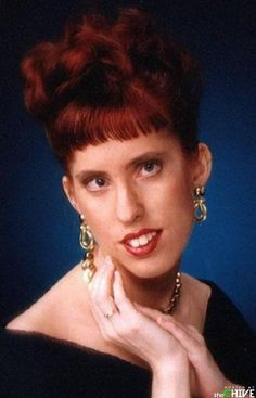 bad glamour shots...oh my goodness.