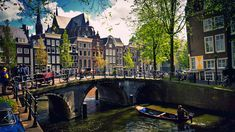 amsterdam photo wallpaper | Amsterdam Backgrounds Free Download | Wallpapers, Backgrounds, Images ...