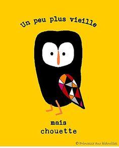 """""""Un Peu plus Vieille mais Chouette"""" by Princesse aux bidouilles"""
