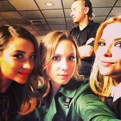 We <3 #PLL selfies