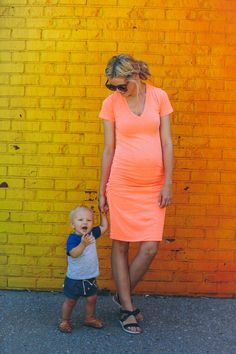 Amber Clark: Style Inspiration for Mom's Day Out with Kids Glam Radar waysify