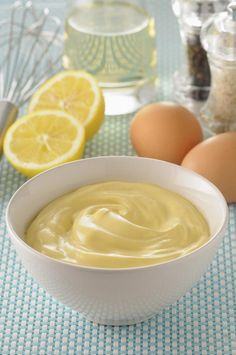Liven up store-bought mayonnaise with the flavors of oranges, sesame oil, and dill in this Citrus Mayonnaise recipe from Emeril Lagasse.