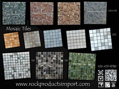 we have a huge selection of marble tile products check us out at Rpsic.com #tile #marble