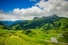An afternoon hike - part 1 - TomFear Mountain S, Austria, Golf Courses, Hiking, Adventure, Landscapes, Places, Travel, Image