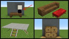Please visit postingan Decor Minecraft To read the full article by click the link above. Minecraft Banner Designs, Minecraft Interior Design, Minecraft Banners, Minecraft House Designs, Minecraft Decorations, Minecraft Crafts, Plans Minecraft, Minecraft Houses Blueprints, Cool Minecraft Houses