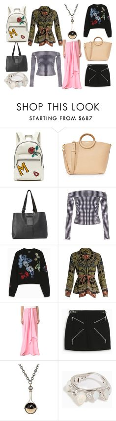 """Find your Fashion............."" by cate-jennifer on Polyvore featuring Marc Jacobs, Michael Kors, MM6 Maison Margiela, Preen, Anthony Vaccarello, Etro, Tome, Alexander Wang, Elie Top and Fernando Jorge"
