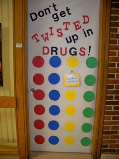 Image result for red ribbon week door ideas for elementary school