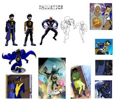 """Static Shock -  Injustice: Gods Among Us - Warner Bros. Interactive Entertainment #WBIE - @InjusticeGame - #InjusticeGame - https://www.injustice.com/en - https://www.facebook.com/injusticegame - https://www.youtube.com/user/InjusticeGame - Blacks In Gaming & Multicultural Gaming Characters - FuTurXTV & FUNK GUMBO RADIO: http://www.live365.com/stations/sirhobson and """"Like"""" us at: https://www.facebook.com/FUNKGUMBORADIO"""