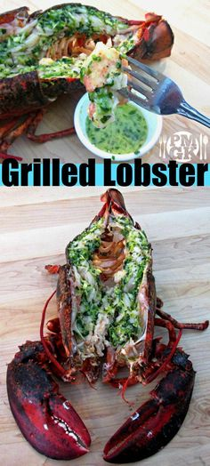 Holy Moly, this is the BEST Grilled Lobster Recipe and it is so easy to make.  Plus, I show you how to prepare a Live Lobster with gourmet results.  This Lobster is 3 pounds of deliciousness just waiting to happen, so be sure to watch the short video tutorial and I\'ll show you exactly how to make it.  Poor Man\'s Gourmet Kitchen #howtobarbecue