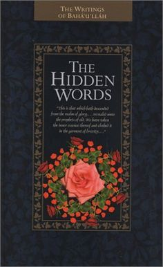 The Hidden Words by Baha'u'llah, http://www.amazon.com/dp/193184707X/ref=cm_sw_r_pi_dp_LSOFqb0M8K3S5