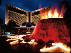 Las Vegas, NV - I stayed at the Mirage when I went to Las Vegas with my brother Pete.  We went to David Copperfield while in Vegas, was an awesome experience.