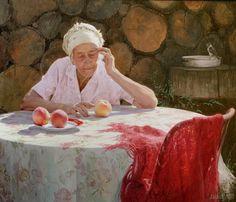 Contemporary Ukrainian Artist Yuri Klapoukh