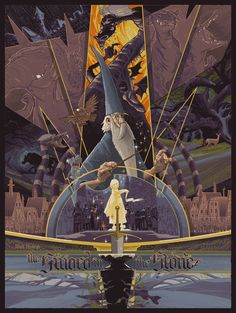 """The Sword in the Stone for Mondo's """"Nothing's Impossible!"""" show"""