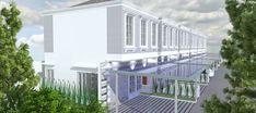 Kenaikan Harga Rumah Menengah   Selama 5 tahun terakhir, harga perumahan telah melampaui pendapatan, dan meskipun rumah tangga berpendapat... Multi Story Building, Stairs, Home Decor, Stairway, Decoration Home, Room Decor, Staircases, Home Interior Design, Ladders