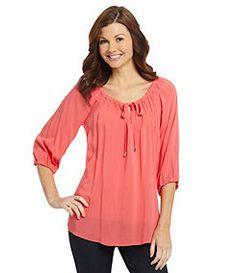 Womens Tops, Blouses & Shirts : Womens Tops | Dillards.com