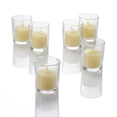 Set of 144 Ivory Vanilla Scented Richland Votive Candles and 144 Glass Votive Holders *** Details can be found by clicking on the image.Note:It is affiliate link to Amazon.