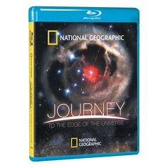 Spectacular technology allows National Geographic to take you on an unforgettable journey to the distant celestial bodies of the solar system. Journey to the Edge of the Universe - Blu-Ray Disc | National Geographic Store