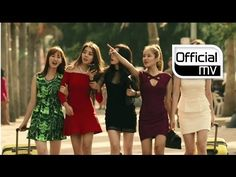 [MV] BerryGood(베리굿) _ Because Of You(요즘 너 때문에 난) - YouTube