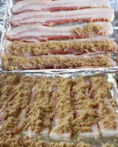 @Clarissa Kramer Goff-Mullennix .....Candied bacon