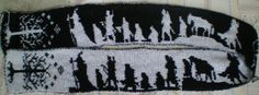 The Fellowship of the Ring scarf