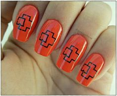 Rammstein nails are the best nails of space