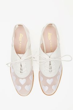 Heartbreaker Oxford by #Bass x #RachelAntonoff