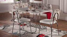 cool Yeni sezon mutfak masası modelleri