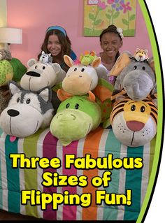 FlipaZoo - The toy that flips for you! Cool Toys, Awesome Toys, Christmas List 2016, Things To Buy, Stuff To Buy, See On Tv, Flipping, Snoopy, Lily