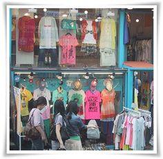 Seoul ist ein Einkaufsparadies! #Shopping #Seoul #Koreawelle