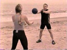 Partner Medicine Ball Workout!!