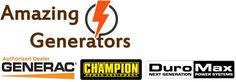 Amazing Generators announces their agreement with the largest generator manufacturers in the US and Puerto Rico