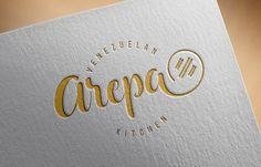 Logo AREPA on Behance
