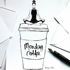 Happy Monday!! #MondayMorning. Let's do this! #Coffee
