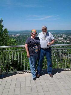 Me and my husband Roger Fleener Sr