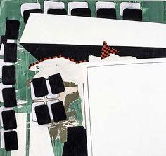 Charline von Heyl, Voyage (2008). Acrylic and charcoal in linen© Charline von Heyl, courtesy Galerie Gisela Capitain, Cologne & Friedrich Petzel Gallery, New York