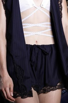 See detail photos for Alexander Wang Spring 2017 Ready-to-Wear collection.