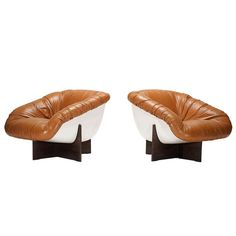 Lounge Chairs, Pair By Percival Lafer | From a unique collection of antique and modern lounge chairs at http://www.1stdibs.com/furniture/seating/lounge-chairs/
