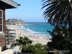 Victoria Beach, Laguna Beach Beaches, Laguna Beach, California