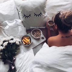 Breakfast In Bed, Breakfast Recipes, Photo And Video, Instagram