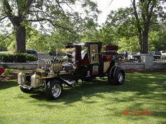 Munsters Car