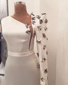 haute couture fashion Archives - Best Fashion Tips Elegant Dresses, Beautiful Dresses, Nice Dresses, Look Fashion, Fashion Details, Cheap Fashion, Fashion Women, Evening Dresses, Prom Dresses