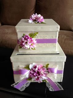 Decorative Card Boxes Wedding Card Box Bling Card Box Gold Andlaceyclairedesigns